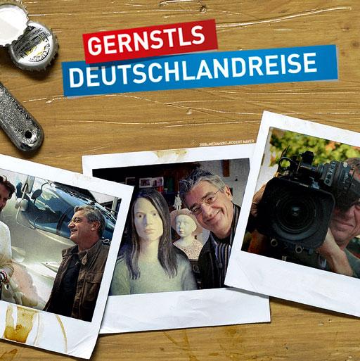 Anzeige – Gernstls Deutschlandreise