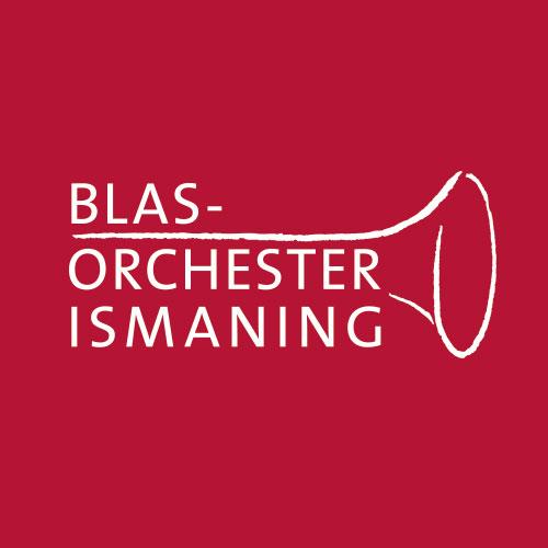Logo für das Blasorchester Ismaning