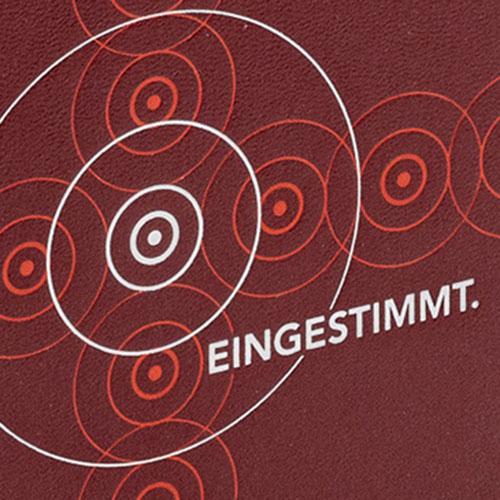 Eingestimmt – Liederbuch für das Bistum der Alt-Katholiken in Deutschland