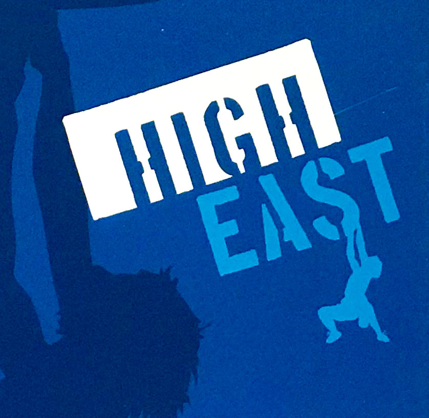 High-East – Entwicklung eines neuen Corporate Designs
