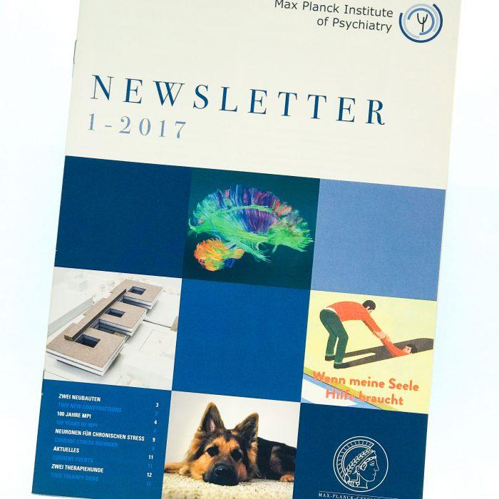 Newsletter für das Max Planck Institut für Psychiatrie