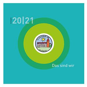 Broschüre Grundschule am Kirchplatz Ismaning