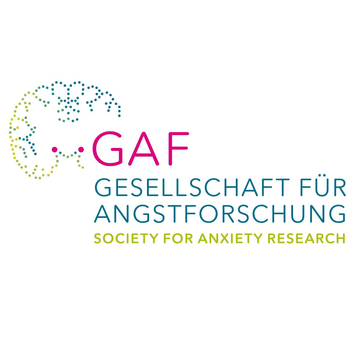Logo für die Gesellschaft für Angstforschung